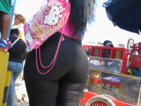 Curvy Beauty With Huge Ass