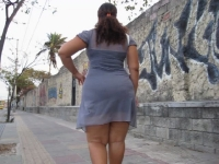 Grey Dress Thickness