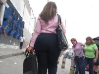 Super Size Ass Cheeks