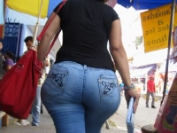 Wide Load Lady