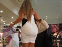 Shopping Babe