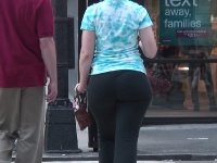 pawg in tights
