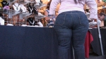 wide firm ass