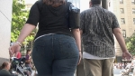 gorgeous bbw with big ass