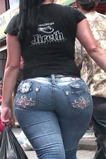 Tight Jeans Latina