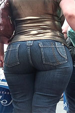 Thick Ass MILF